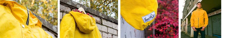 Kerrie Aldo Yellow Jacket