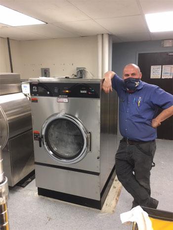 dexter hotel laundry equipment