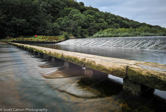 new-lopwell-dam-devon-plymouth-photography