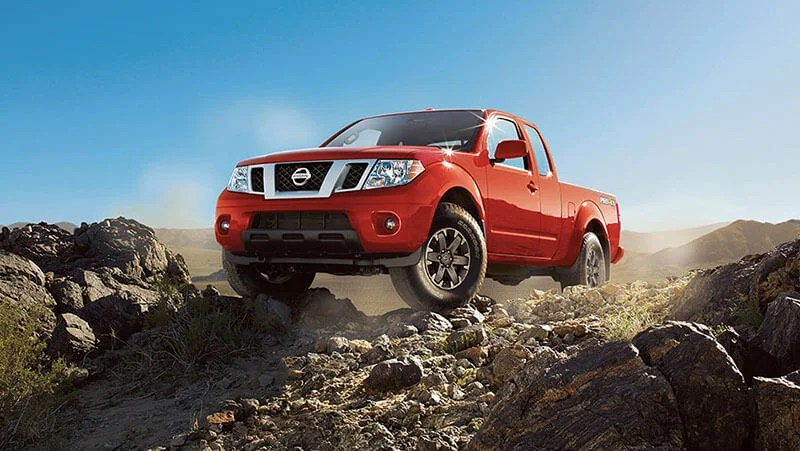 2016 Nissan Frontier New Nissan Frontier Charlotte NC
