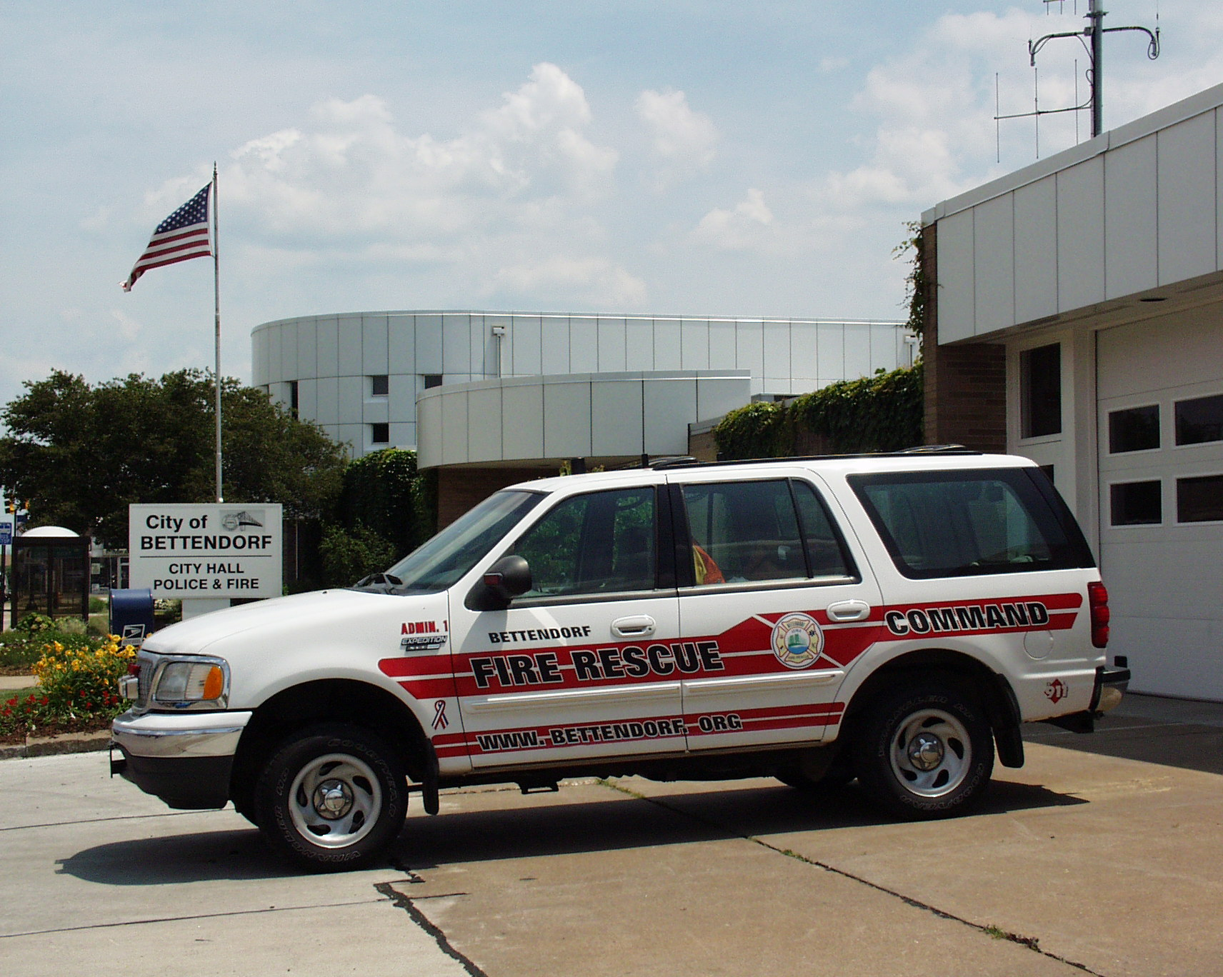 Bettendorf Fire Rescue And Emergency Services Department