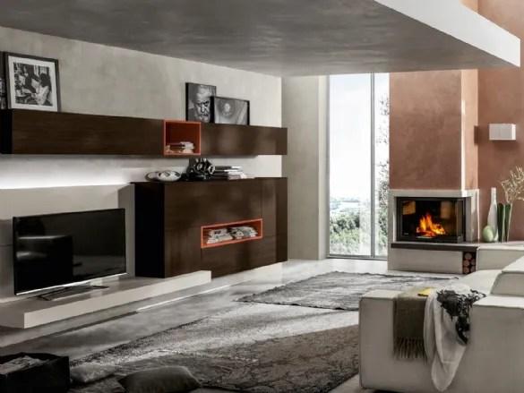 20 pareti attrezzate moderne per il salotto e la zona giorno. Pareti Attrezzate