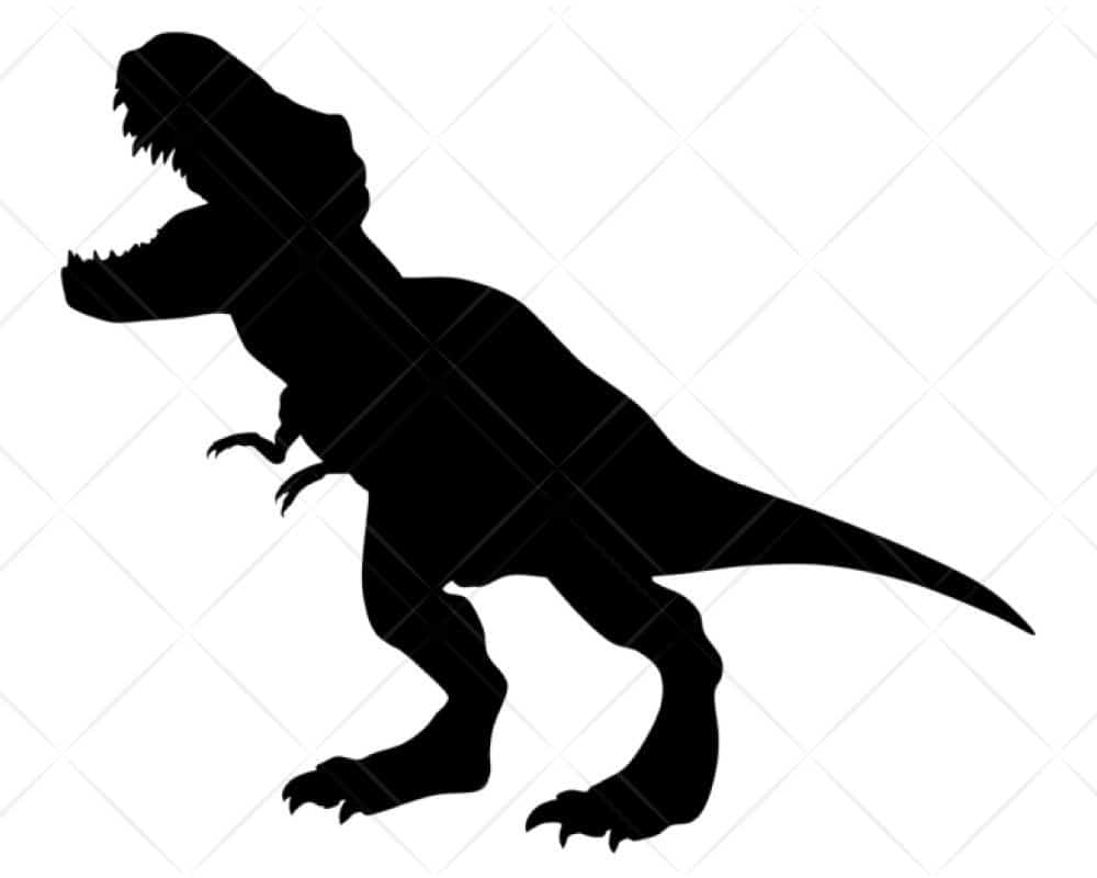 Download Dinosaur Rex SVG Cut Files for Cricut and Silhouette ...