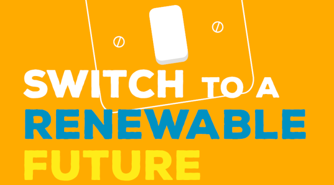 SIF showcased at Switch to Renewables Conference in Somerset.