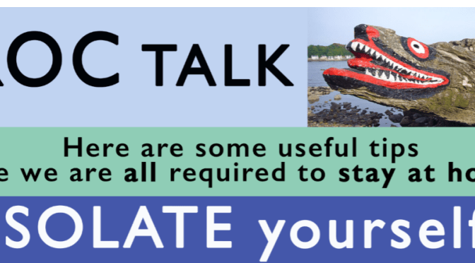 CROC Talk – community response from Cumbrae