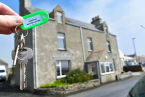 £380,000 for Westray Housing Project