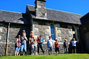 Supporting Kerrera Old School to become a New Community Hub
