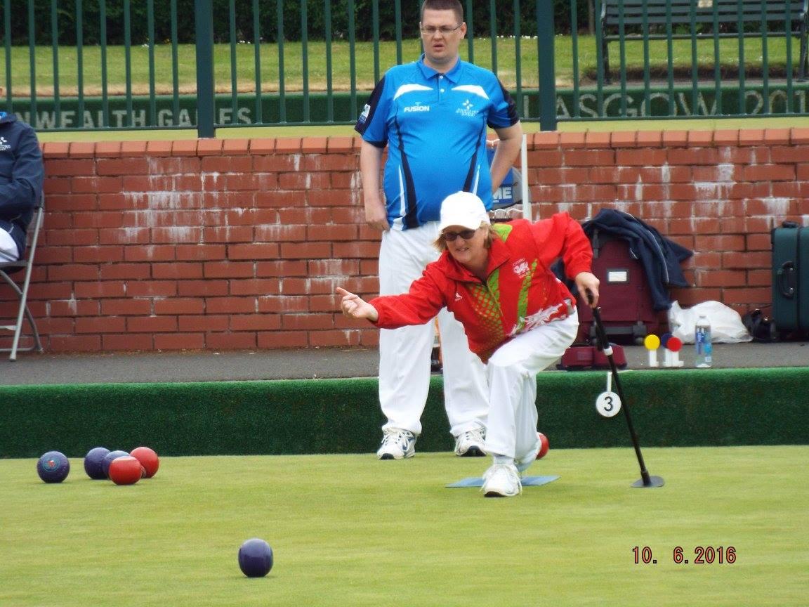 2016 Home Nations Bowls Tournament