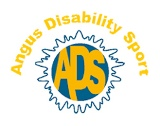 Angus Disability Sport Logo