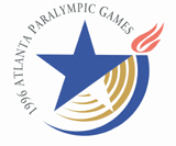 1996 Paralympic Games logo