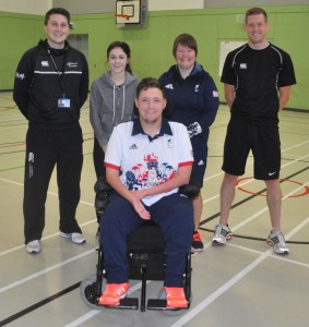 Active Schools Boccia Session