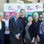 Scottish launch of the Get Out Get Active programme