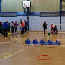 Athletics Session