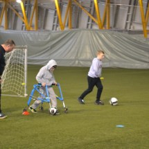 West Parasport Day - football