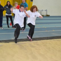 West Parasport Day - long jump