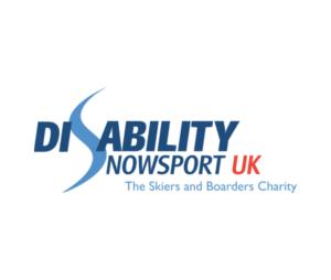 Logo of Disability Snowsport UK