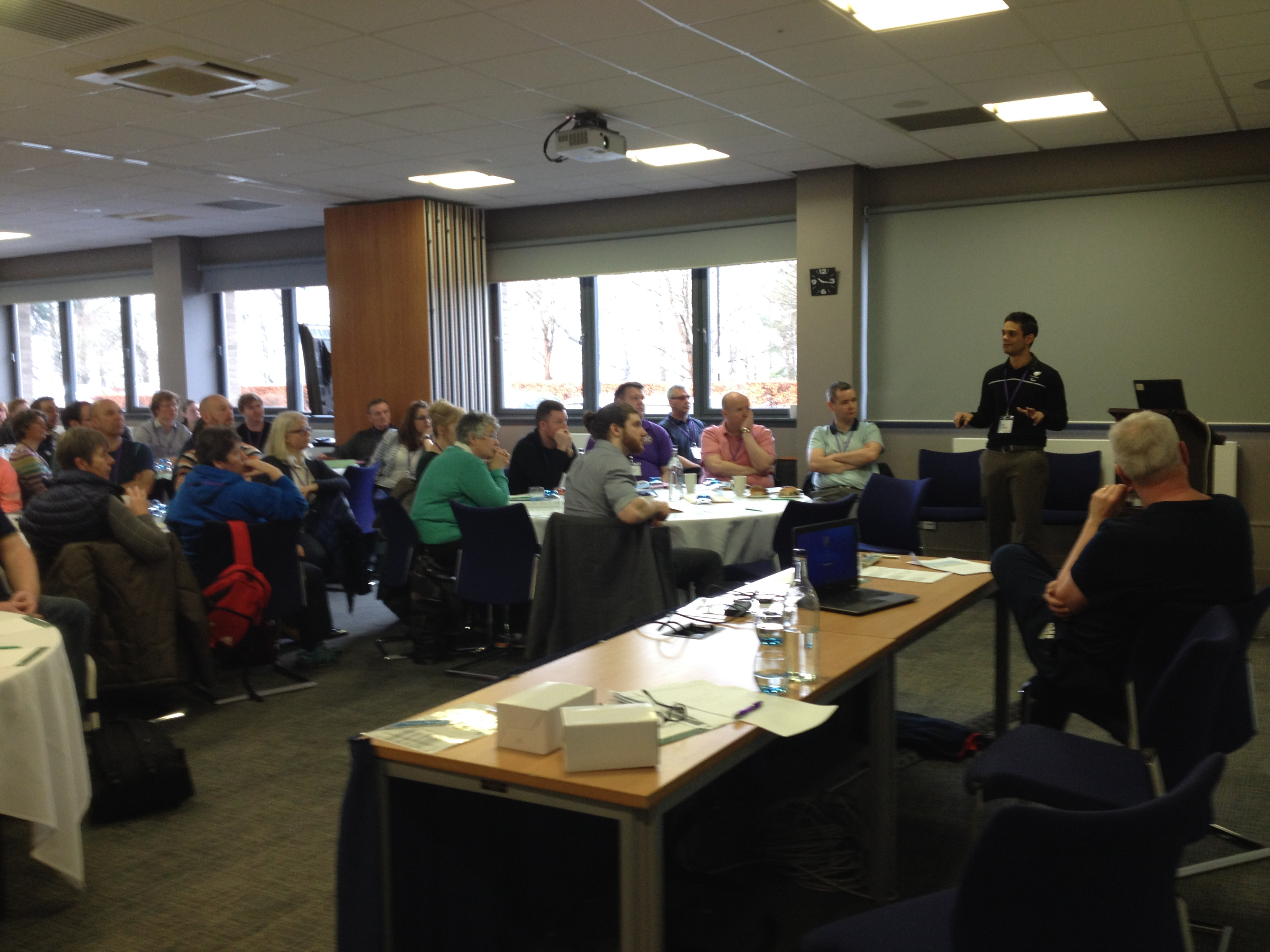 SDS Coaching Conference – 29 January 2017
