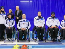 Scotland's Wheelchair Curlers secure last-four place