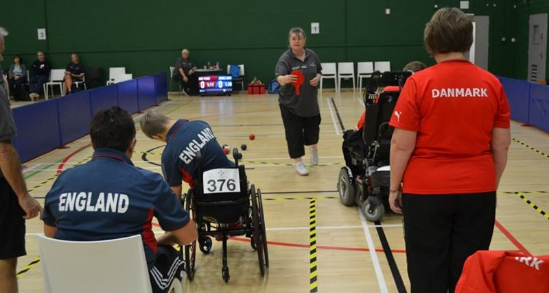 Results from Day 2 of the First Scottish International Boccia Open Competition