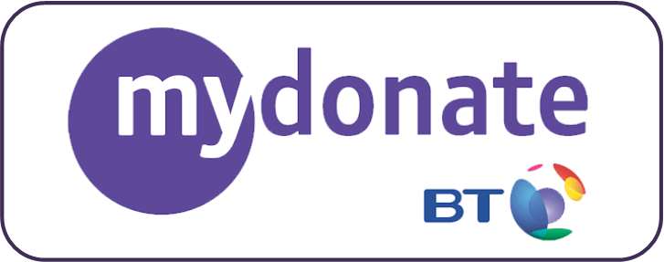 BR MyDonate page