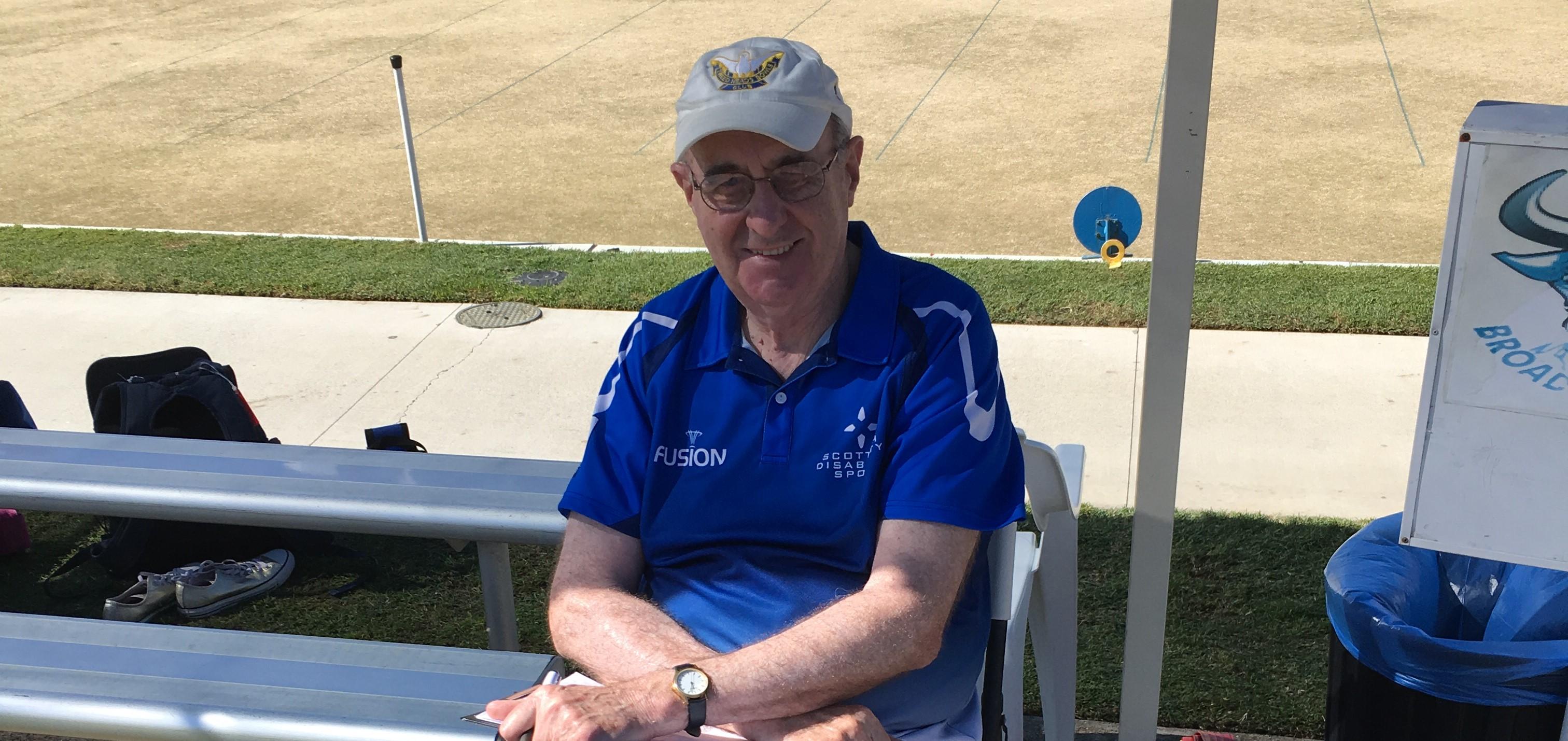 Bob Dick – Lifetime Coaching Achievement
