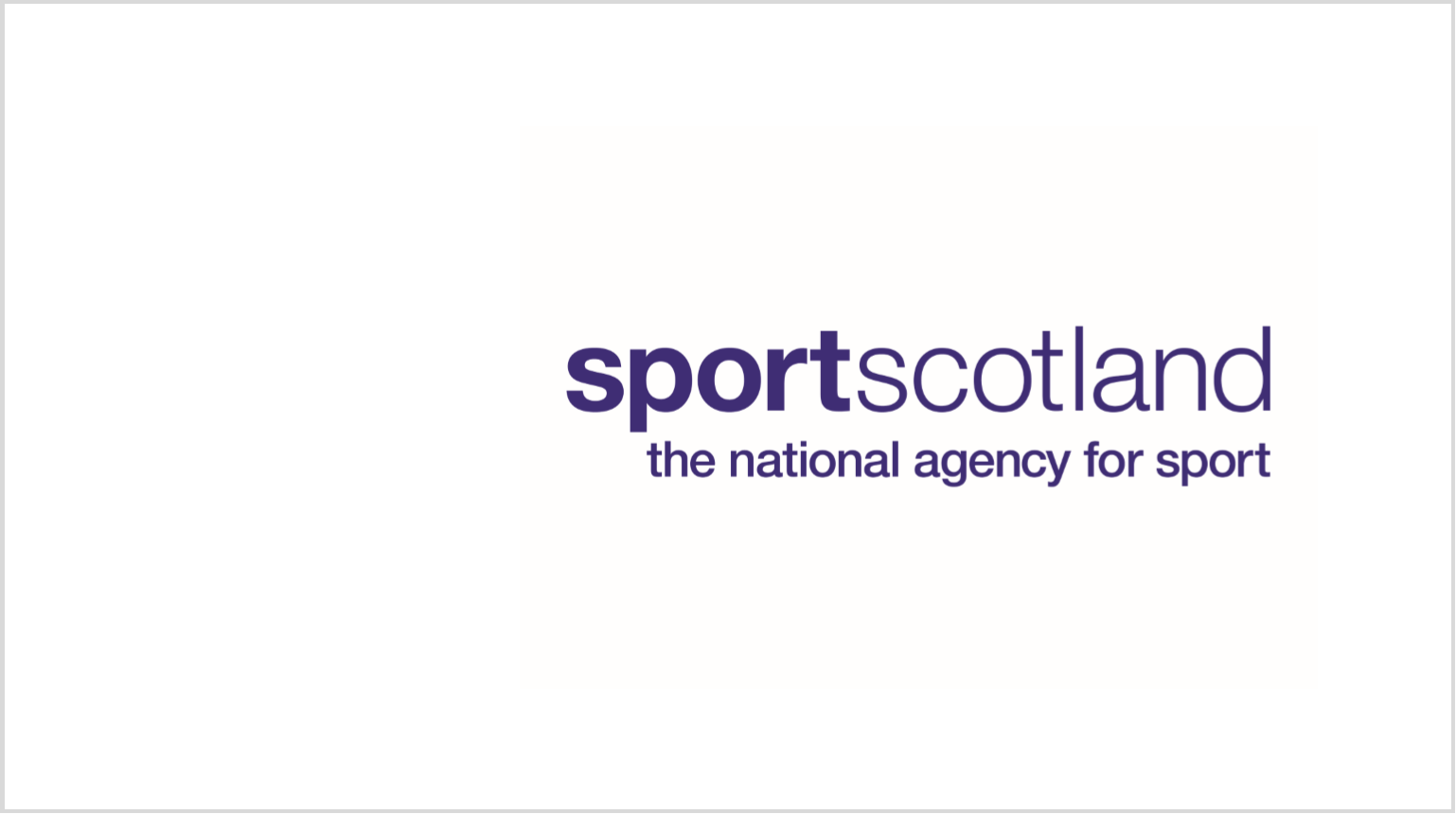 Applications are now open for the sportscotland Young People's Sport Panel!