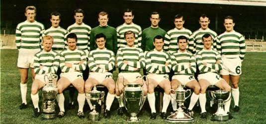 Celtic's Lisbon Lions