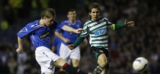 Rangers v Sporting Lisbon