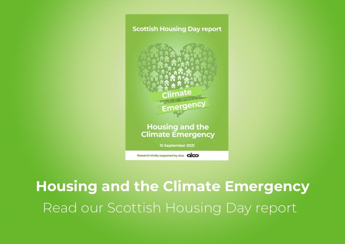 Scottish Housing Day report graphic