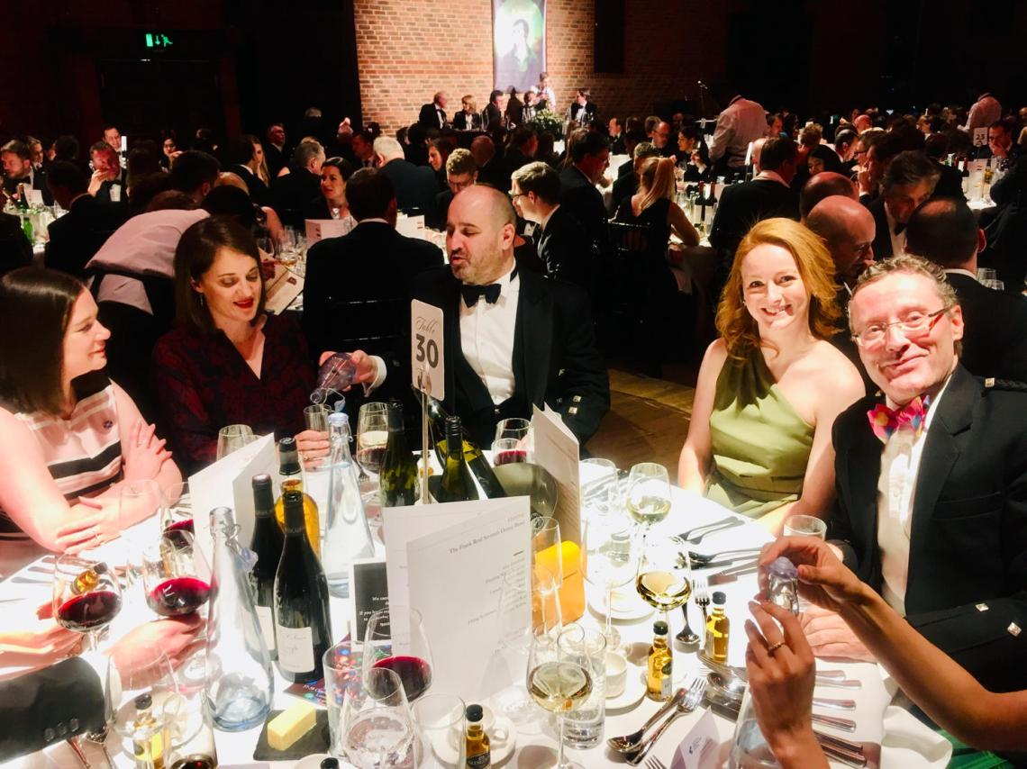 In Pictures Scots Lawyers In London Enjoy Fantastic Burns Supper Scottish Legal News