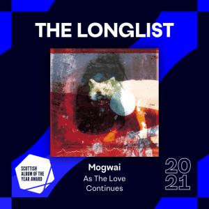 SAY21 Longlist - Mogwai -Sqr