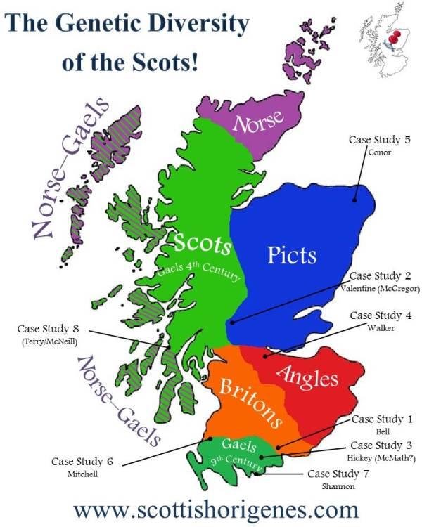 Angles | Scottish Origenes: scottish ancestry, scottish ...