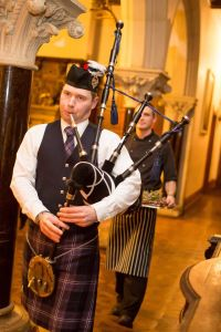 devon and cornwall bagpiper hire