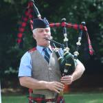 bagpiper south east england