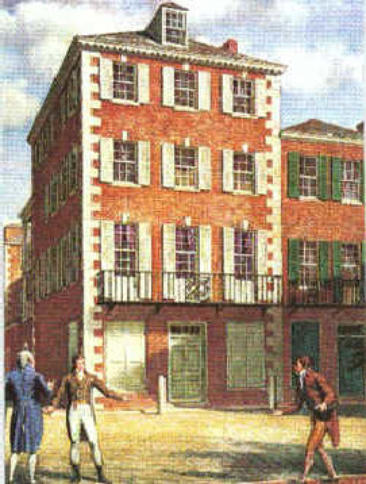 Image result for 18th century Shepherds Tavern charleston
