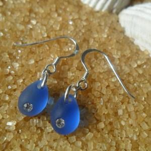 Gem in the Sea Earrings