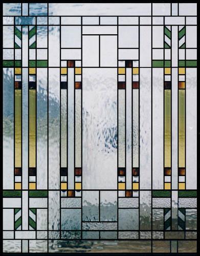 Frank Lloyd Wright Craftsman Style Home