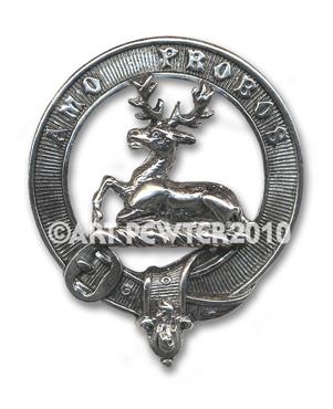Blair Clan Crest Badge