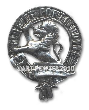 Farquharson Clan Crest Badge