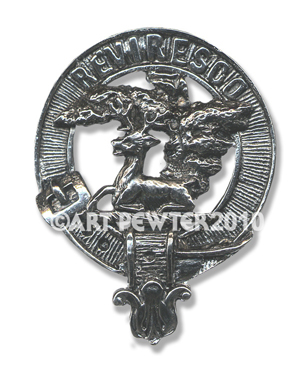Maxwell Clan Crest Badge