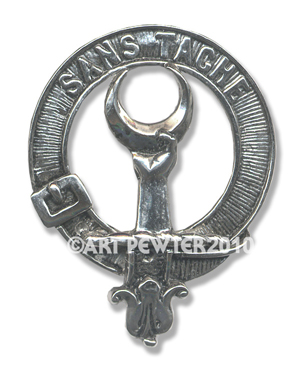 Napier Clan Crest Badge