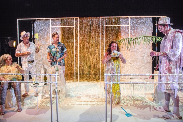 Let's Inherit the Earth, Dog Star Theatre, pic. Joakim Lindquist