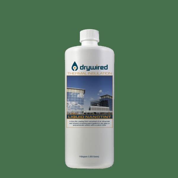 drywired liquid nanotint