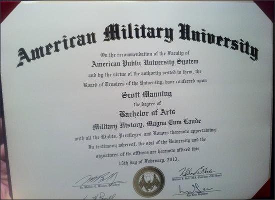 American Military University