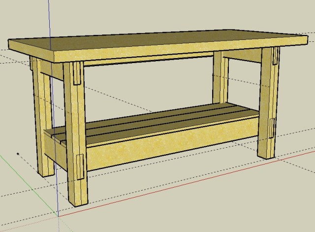 How to Build a Weekend Workbench