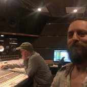 I wanted the first single, Say I Do, to be something special so I got Steven Drake to mix it (which we did at Hipposonic, on their big SSL board). He's one of the best mixers around, plus he played some wicked steel guitar on the track, including an awesome solo.