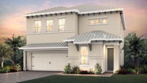 Pulte Group development render image of home