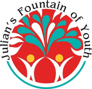 Julian's Fountain of Youth Logo