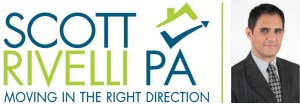 Scott Rivelli PA - Pic and Logo