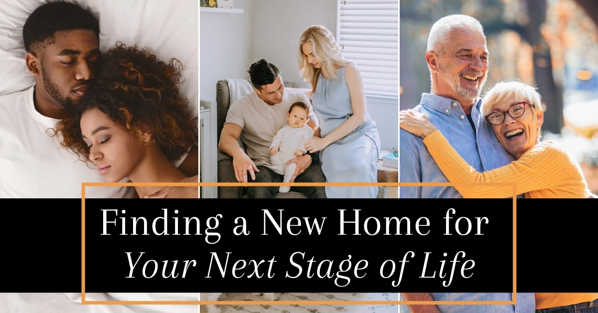3 Couples in different stages of life